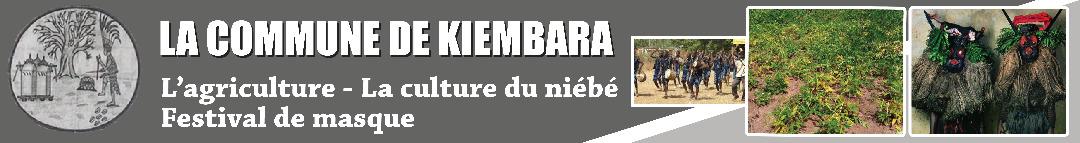 KIEMBARA – Bienvenue sur le Portail Web de la commune